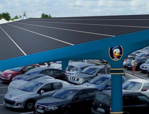 Disney Paris será abastecida por Energia Solar!